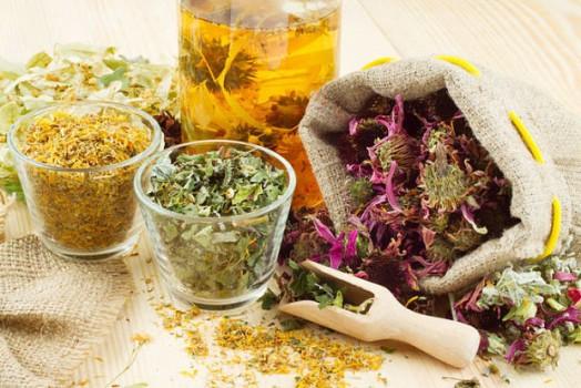 Правильное приготовление лекарственных трав
