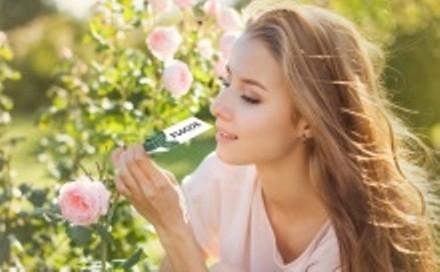 Этикетки источающие запах растения изобрели нидерландские ученые