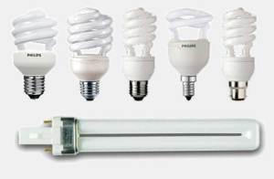 Люминесцентные лампы стоят на втором месте полсе светодиодных по эффективности
