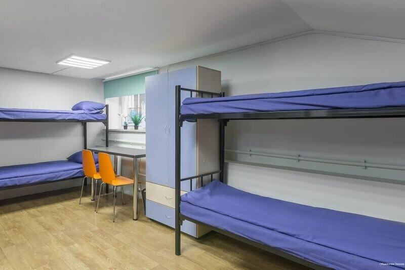 Виды общежитий