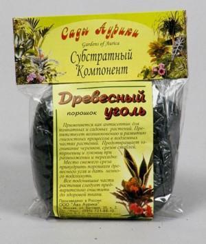 Древесный уголь для выращивания комнатных растений