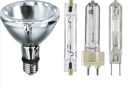 металлогалогенные лампы используются в комбинации с натриевыми в теплицах