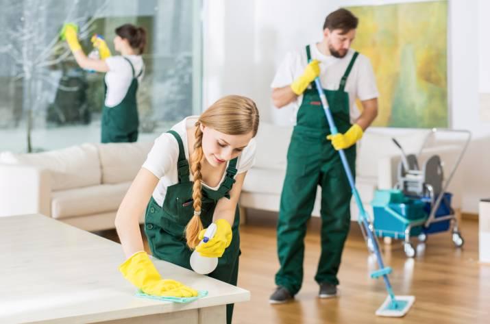 Клининговые компании - реальная помощь в уборке