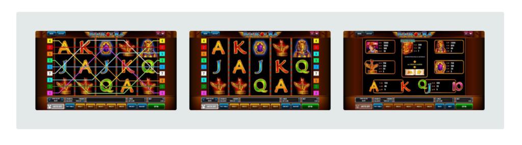 Игровые автоматы в Netgame Casino