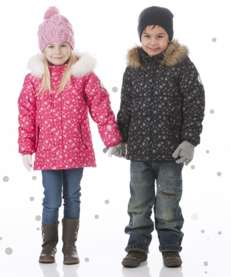 Как правильно выбирать верхнюю одежду для вашего ребенка?