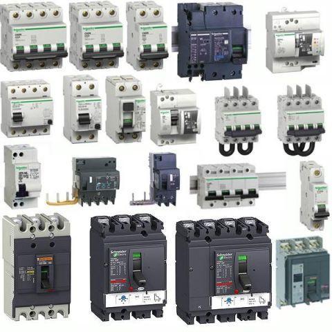 Основные функции и разновидности современных автоматических выключателей