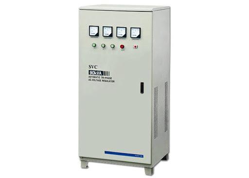 Трехфазные стабилизаторы электросети
